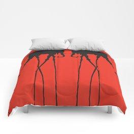 Salvador Dali Elephants Comforters