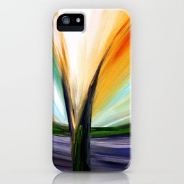 Grow Free iPhone Case