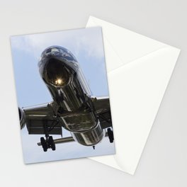 New Zealand Airlines Boeing 777 Stationery Cards