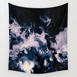Amazing Liquid Abstract Paint Pattern Wall Tapestry