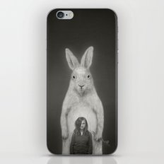 I am Your Hunger iPhone & iPod Skin