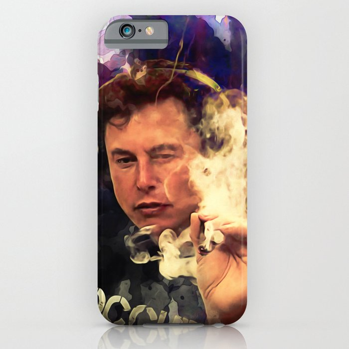 elon musk iphone case