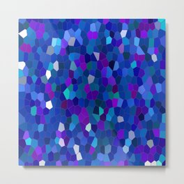 Geometrically mosaically speaking... Metal Print