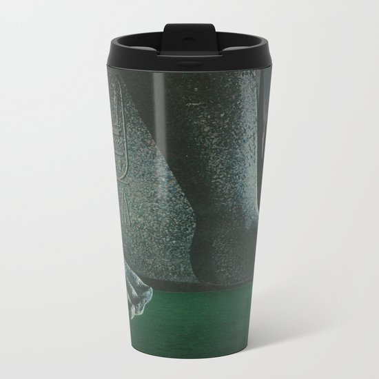Underfoot Metal Travel Mug