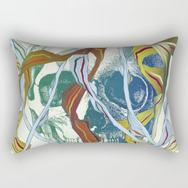 A Brighter Future Rectangular Pillow