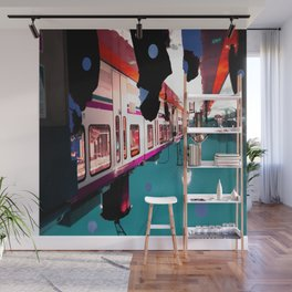 We Remain Undefinable. Wall Mural