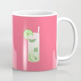 Mojito Rum Cocktail Coffee Mug