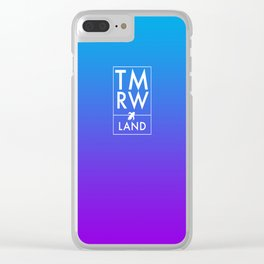 TMRWLAND Clear iPhone Case