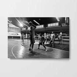 Chilean Basketball Metal Print