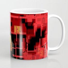 Abstract Composition #4 Coffee Mug