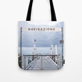 Navigazione Tote Bag