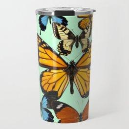 Mariposas- Butterflies Travel Mug