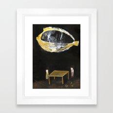 Amphibious Dream I Framed Art Print