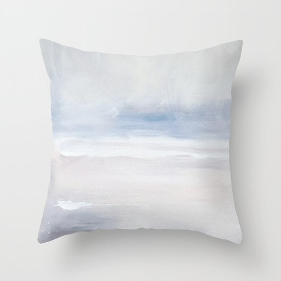 Steady Throw Pillow
