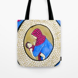 Icons of American Motherhood 1 Tote Bag