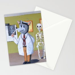 Doctor Rat Stationery Cards