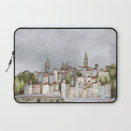 Porto landscape Laptop Sleeve