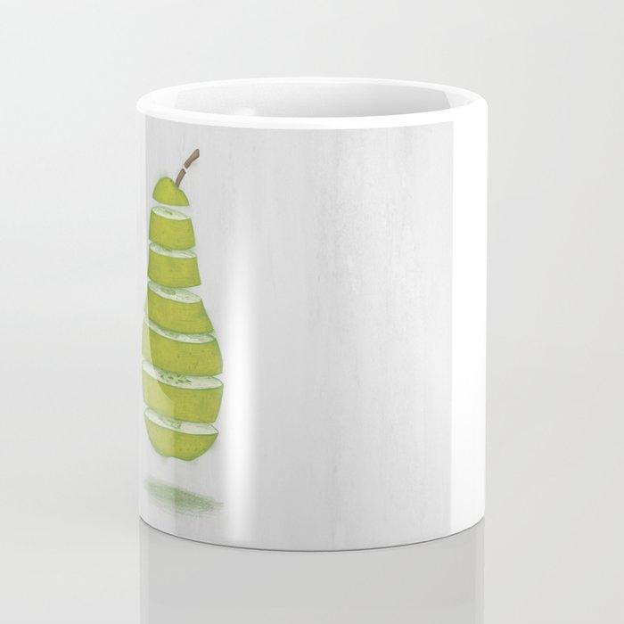 A Pear Apart Coffee Mug