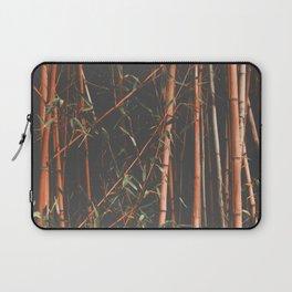 bamboo orange Laptop Sleeve