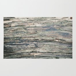 Old Rotten Wood Rug