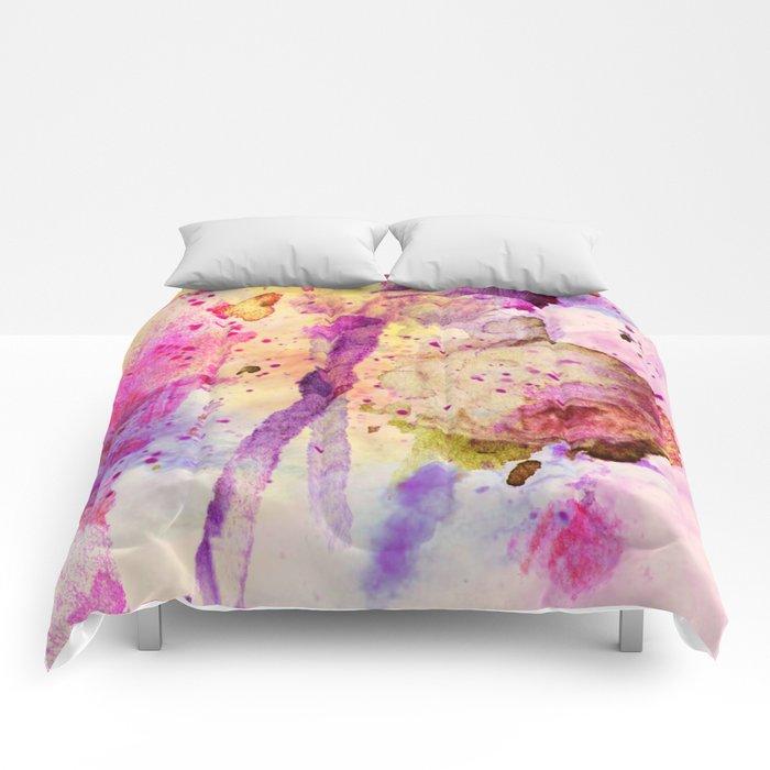 lost rose Comforters