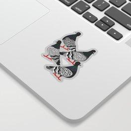 Pigeon Power Sticker