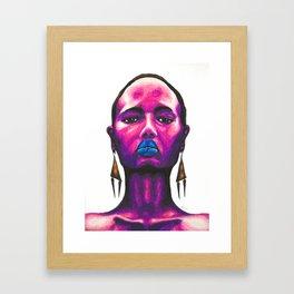 Nneka Pt. 1 Framed Art Print