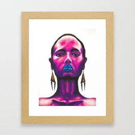 Nneka Pt. 1 Framed Art Print