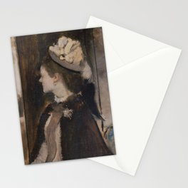 Mrs Jeantaud in the Mirror Stationery Cards