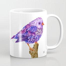 Flowerly Serene Sophia. Ultraviolet Edition.  Coffee Mug