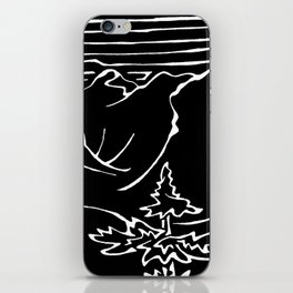 Timberline iPhone Skin