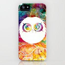 """Last Remaining Light"" Owl iPhone Case"