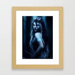 "Melissa - ""Scorpion II"" Framed Art Print"
