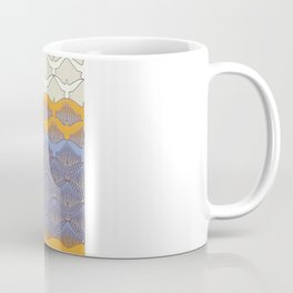 BIRDWAVE  yellow Coffee Mug