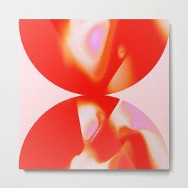 Fire Energy Metal Print