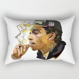 Hip-hop cubism Rectangular Pillow