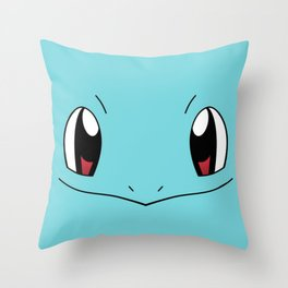 Squirt Squirt Throw Pillow
