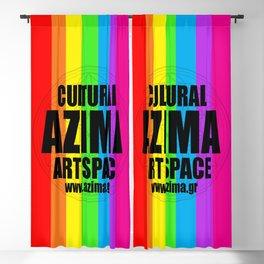 Azima Cultural Art Space Blackout Curtain