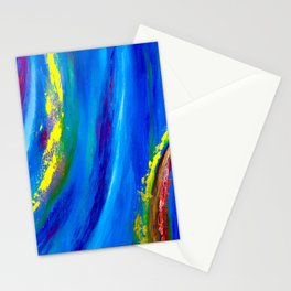 Dance of arts Stationery Cards