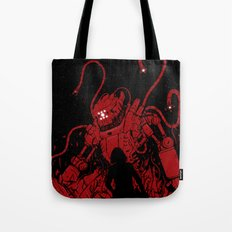 Surprise Attack Tote Bag