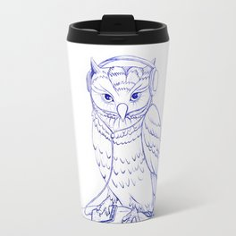 music-owl Travel Mug