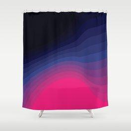 Plot Twist Shower Curtain