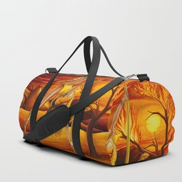 Pole Stars - LEO Duffle Bag