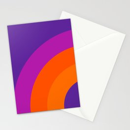 Grape Bow Stationery Cards