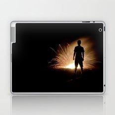 Fire Starter Laptop & iPad Skin
