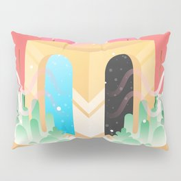 Temple of Time  Pillow Sham