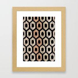 Animal Print Pattern Framed Art Print