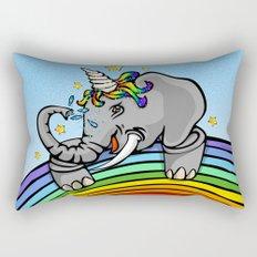 Magical Uniphant! Rectangular Pillow