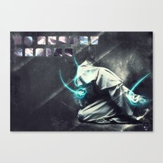 To august realms Canvas Print