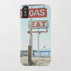 Town Pump iPhone X Slim Case